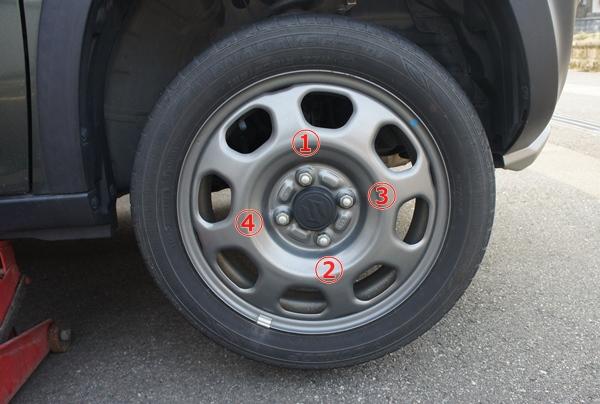 タイヤ ナット